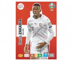 Panini Adrenalyn XL UEFA EURO 2020 Team mate 307 Denis Zakaria Switzerland
