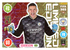 Panini Adrenalyn XL FIFA 365 2021 Limited Edition Ederson Manchester City