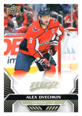 2020-21 UD MVP 106 Alex Ovechkin - Washington Capitals