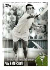 2019 Topps Tennis Hall of Fame 36 Roy Emerson