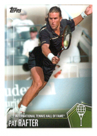 2019 Topps Tennis Hall of Fame 16 Pat Rafter
