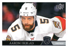 2020-21 UD Series One 80 Aaron Ekblad - Florida Panthers