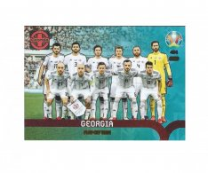 Panini Adrenalyn XL UEFA EURO 2020 Play-off Team 454 Georgia