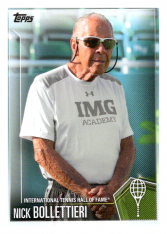 2019 Topps Tennis Hall of Fame 48 Nick Bollettieri