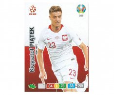 Panini Adrenalyn XL UEFA EURO 2020 Team mate 260 Arkadiusz Milik Poland