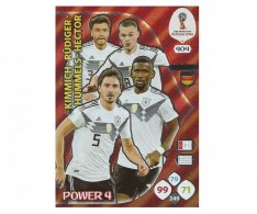 Fotbalová kartička Panini Adrenalynl XL World Cup Russia 2018 Power 4 404 Germany