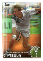 2019 Topps Tennis Hall of Fame 18 Stefan Edberg