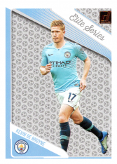 2018-19 Panini Donruss Soccer Dominator ES-10 Kevin De Bruyne - Manchester City