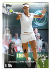 2019 Topps Tennis Hall of Fame 33 Li Na