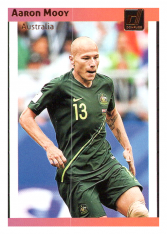 2018-19 Panini Donruss Soccer 1989 Tribute  DT-10 Aaron Mooy - Australia