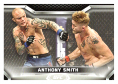2020 Topps UFC Knockout 40 Anthony Smith - Middleweight