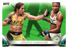2018 Topps UFC Knockout 73 Jessica Andrade - Strawweight /199