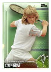 2019 Topps Tennis Hall of Fame 19 Steffi Graf