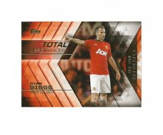 2015-16 Topps Gold Premier League AA-6 Ryan Giggs - Manchester United