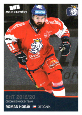 2019-20 Czech Ice Hockey Team 9 Roman Horák