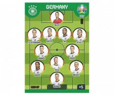 Panini Adrenalyn XL UEFA EURO 2020 Line Up 207 Germany