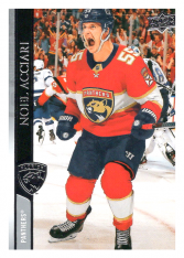 2020-21 UD Series One 77 Noel Acciari - Florida Panthers