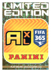 Panini Adrenalyn XL FIFA 365 2021 Limited Edition Play online card