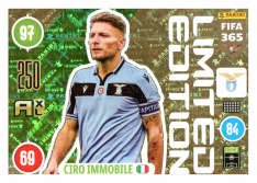 Panini Adrenalyn XL FIFA 365 2021 Limited Edition CIro Immobile SSC Lazio