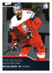 2019-20 Czech Ice Hockey Team 62 Michal Řapík