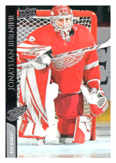 2020-21 UD Series One 65 Jonathan Bernier - Detroit Red Wings