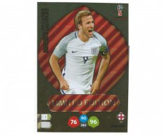 Fotbalová kartička Panini Adrenalynl XL World Cup Russia 2018 Limited Edition Harry Kane
