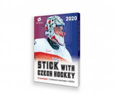 2020-21 MK Czech Ice Hockey Team Balíček samolepek