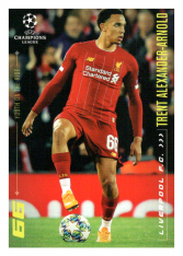 2020 Topps LM Top Youth of the rise Trent Alexander-Arnold Liverpool