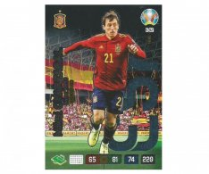 Panini Adrenalyn XL UEFA EURO 2020 Wonder Kid 142 Mikel Oyarzobal Spain