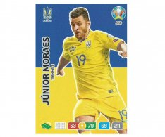 Panini Adrenalyn XL UEFA EURO 2020 Team mate 368 Junior Moraes Ukraine