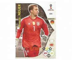 Fotbalová kartička Panini Adrenalynl XL World Cup Russia 2018 Team Mate 154 Manuel Neuer Germany
