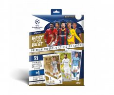2020-21 Topps Best of The Best Champions League Multipack