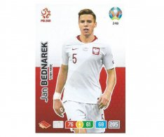 Panini Adrenalyn XL UEFA EURO 2020 Team mate 248 Jan Bednarek Poland