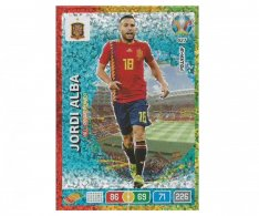 Panini Adrenalyn XL UEFA EURO 2020 All-Round Player 427 Jordi Alba Spain
