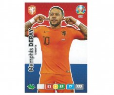Panini Adrenalyn XL UEFA EURO 2020 Team mate 239 Memphis Depay Netherlands
