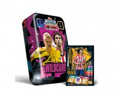 Topps Match Attax Champions League 2020-21 Wildcards Velká plechovka