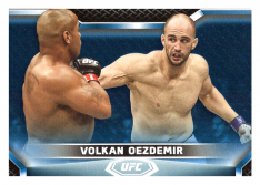 2020 Topps UFC Knockout 22 Leon Edwards - Welterweight /75