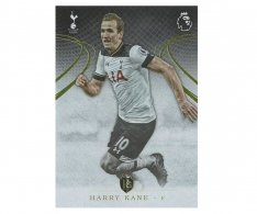 2016 Topps Gold Premier League 50. Harry Kane Tottenham Hotspur