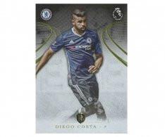 2016 Topps Gold Premier League 23 Diego Costa Chelsea FC