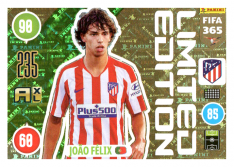 Panini Adrenalyn XL FIFA 365 2021 Limited Edition Joao Felix Atletico Madrid