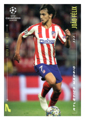 2020 Topps LM Youth of the Rise Joao Felix Atletico de Madrid