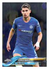 2018-19 Topps Chrome Premier League 24 Jorginho Chelsea FC