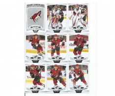 2019-2020 Upper Deck O-Pee-Chee Týmový set Arizona Coyotes