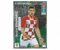 Fotbalová kartička Panini Adrenalyn XL Road to EURO 2020 -  Game Changer - Andrej Kramaric  - 335