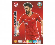 Panini Adrenalyn XL UEFA EURO 2020 Team mate 343 Mahmut Tekdemir Turkey