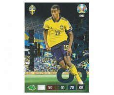 Panini Adrenalyn XL UEFA EURO 2020 Wonder Kid 322 Alexander Isak Sweden