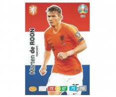 Panini Adrenalyn XL UEFA EURO 2020 Team mate 234 Marten de Roon Netherlands