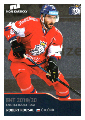 2019-20 Czech Ice Hockey Team  15 Robert Kousal