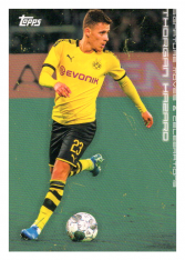2020 Topps Borussia Dormund Signature Moves & Celebrations 34 Thorgan Hazard
