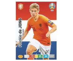 Panini Adrenalyn XL UEFA EURO 2020 Team mate 233 Frankie de Jong Netherlands